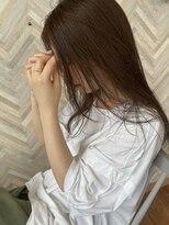 ヘアーシー(HAIR C,)透けマットベージュ