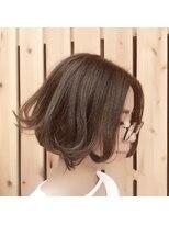 ハウスアンドヘアーワークス(House&Hair works)秋ボブ