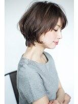 【梅田 茶屋町】似合わせカット重め前髪で大人キュート
