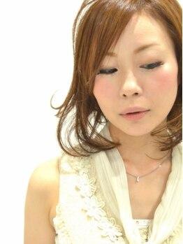 モリ(mori)の写真/あなたの魅力を引き出すお手伝い♪デザインセンス&提案力&技術力の高さが魅力のサロン☆メンズにも人気◆