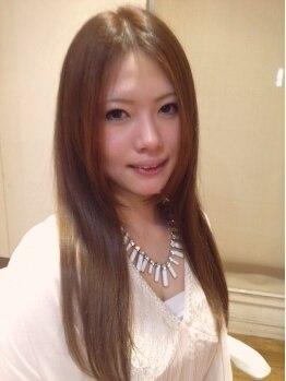 マグヘアー 西田辺店(mag hair)の写真/こだわり薬剤を使用!【カラー¥3,300~】キャリアのあるスタイリストが厳選薬剤で仕上げるカラー♪