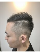 トラディショナルショートヘア