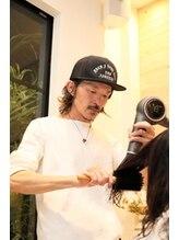 グリーンルームヘアー(Green Room hair)出野 喬大