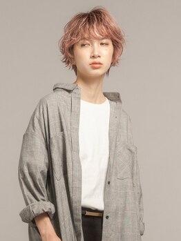 シャンプーラバーズ(SHAMPOO Lovers)の写真/あなただけの魅力を引き出す似合わせカラーをご提案!!