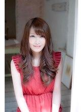 アクロス ヘアデザイン 五反田店(across hairdesign)sweetナチュラルカール
