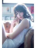 ラベリー(LOVELEY)7/20 open ゆるふわミディアッシュベージュ☆ 73