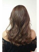 ポッシュ 原宿店(HAIR&MAKE POSH)外国人風ブラウンカラー