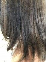リアン ヘアー(Lien hair)ステキな大人のインナーカラー
