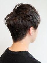 ヘアーリゾート アトリエ ソレイユ 相武台(Hair Resort Atelier SOLEIL)再現性抜群☆メンズスタイル
