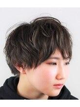 ニコラ(Nicora)YU ウェーブショート