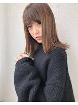 フェス カットアンドカラーズ(FESS cut&colors)【FESS】外ハネ