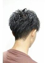 リップスヘアー 銀座(LIPPS hair)大人気の刈り上げマッシュ