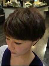 ヘアー ドレッシング グロース(HAIR DRESSING Growth)ショートグラ