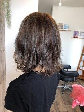 ルアナヘアーアンドスパ(Luana hair&spa)ミデイアム