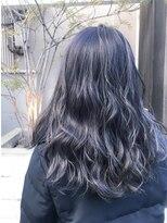 ノル(nol hair&spa)*暗髪ダークグレージュ*