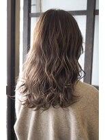 リタへアーズ(RITA Hairs)[RITA Hairs]ハイライトxヌードベージュ☆お客様BackShot