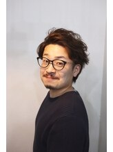 ヘアスタジオ クリブ(HAIR STUDIO CRIB)田所 慎也