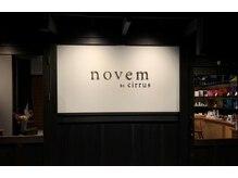 【 novem by cirrus 】 ~本当にいいもの~を―取扱いブランド