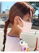 モッズヘア 仙台PARCO店(mod's hair)【奥山】秋色まろやかオレンジ♪