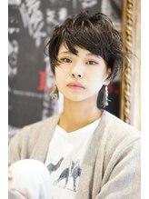 レイ 横浜店(Ley hair & beauty salon)アンニュイリーゼント
