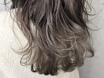 フレイムスヘアデザイン(FRAMES hair design)の写真