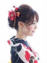 ノブ ヘアデザイン 戸塚店(NOB hairdesign)〈NOB戸塚店〉浴衣 夏祭り 花火 着付け ヘアアレンジ