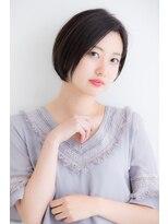 【Euphoria】大人綺麗なひし形シルエットショートボブ