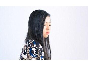 アズヘアー 北野田店(A'z hair)の写真/トリートメントやヘッドスパで栄養補給!髪の毛1本1本から修復し、なりたい質感に仕上げます♪