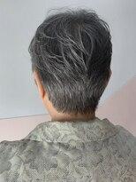 リク(Lic)50代からのショートヘア