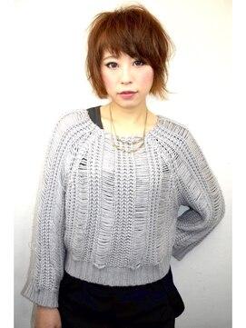 ニコ(Nico)ショート×マッシュ