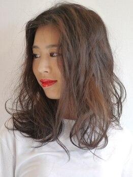 オセアノ(oceano)の写真/《oceanoでグレイカラーも楽しみましょう♪》いつもの白髪染めに戻れなくなる…天然由来で髪に優しい*