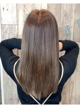 カルフール ロハス 草加東口店(Carrefour LOHAS)髪質改善☆TOKIOトリートメント+イルミナカラー