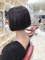 エゴヘアコレクション(EGO HAIR COLLECTION))コンパクトミニボブ