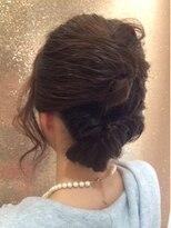 クラメール 黒崎コムシティ店(Kraemer)ブルーノがご提案する浴衣にあったヘアスタイル 6