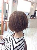 ヘアー フリカケ(Hair furicake)ショートボブ