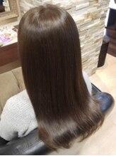 ブリリアントヘアーバイルーチェ(brilliant hair by Luce)