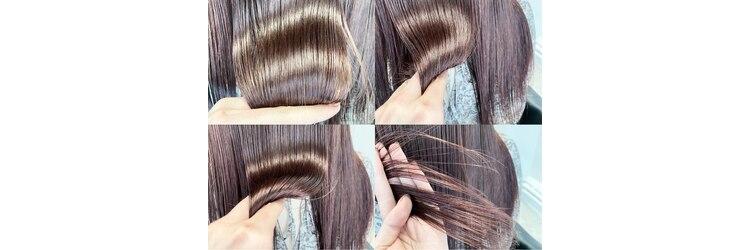 ヘアメイクサロン ブーム ヘアデザイン(boom hair design)のサロンヘッダー