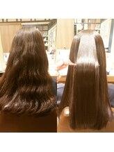 カラーやパーマなどのダメージの救世主となる前処理剤「ソヴァール」で美しい素髪へ導きます☆