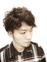 ヴォイスヘアー(VOICE hair)【スタイリング楽チンパーマスタイル】