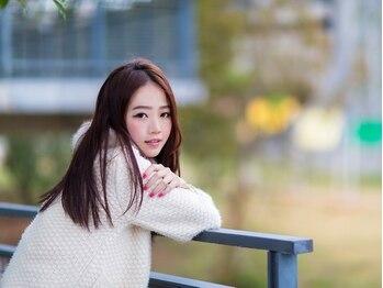 ヘアーアンドスパ ルーチェ(hair&spa Luce)の写真/【島田】新発想のバイブレーションストレートアイロンで毛髪にしっかりとはたらきかけるサラ艶ストレート