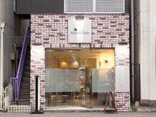 アトリエ モーリスヘアー 新狭山店の雰囲気(新狭山駅徒歩2分!レンガの外壁が目印です。)