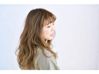 アズヘアー 北野田店(A'z hair)の写真/植物由来の天然ヘナカラーやオーガニックカラーで頭皮をいたわりながら、理想の髪色になれちゃいます!