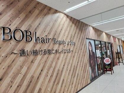 BOBhair Beauty&Spaゆめタウン浜田【ボブヘアービューティー&スパ】