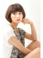 ミンクス 銀座中央通り店(MINX)【MINX】大人女性の本命 2014本田翼風おとなかわいいボブ