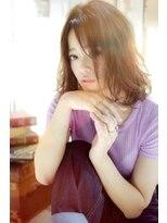 ラベリー(LOVELEY)LOVELEY ゆるかわニュアンスウェーブ☆427