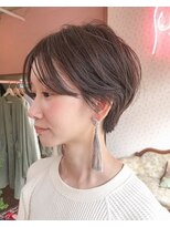 チカシツ(Chikashitsu)18aw short style