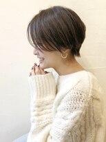 ニュートラル ドア(NEUTRAL DOOR)【NEUTRAL DOOR 岩田】ハンサムショート/大人かわいい