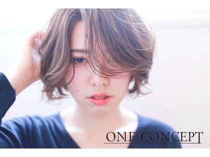 ワンコンセプト(ONE CONCEPT)の写真