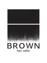 ブラウン (BROWN)TAKAHASHI