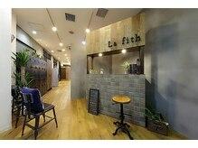 ラフィス ヘアー ホーム JR尼崎店(La fith hair Home)の雰囲気(アットホームな空間でゆったり過ごせます♪)
